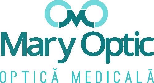 logo optică medicală Mary Optic